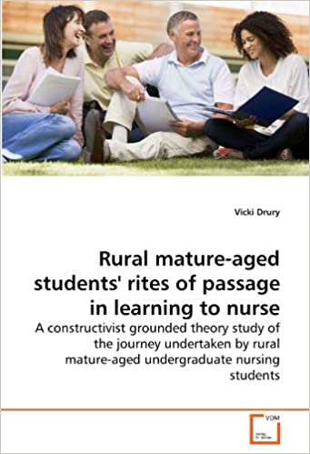 nursing courses for mature age students