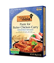 Kitchens of India Paste, Butter Chicken ...