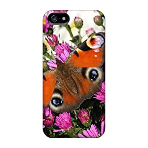 New Style Jessicacase Hard Case Cover For Iphone 5/5s- Butterfly
