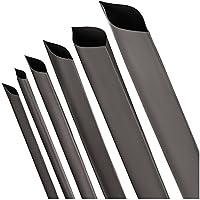 ISO-PROFI® Gaine thermorétractable 2:1noir Sélectionen 10tailles et 6longueurs Mètre (ici?: Ø 30mm–Longueur: 1Mètre)