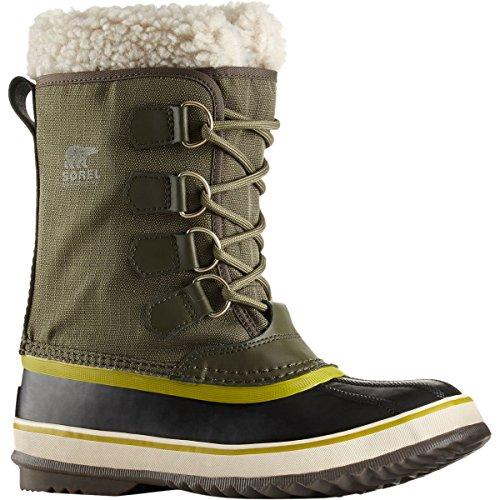 SOREL Women's Winter Carnival Snow Boot, Peatmoss, 9.5 M US