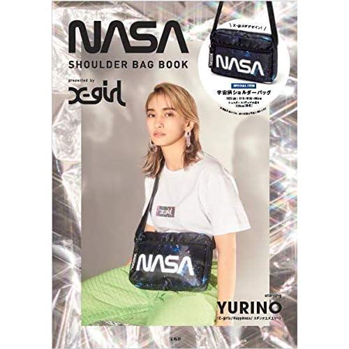 NASA SHOULDER BAG BOOK 画像