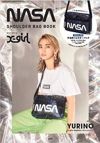 NASA SHOULDER BAG BOOK 画像 A
