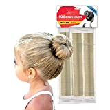 Hawwwy 3-Piece Hair Bun Maker, Easy Fast