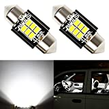 3022 led bulb - JDM ASTAR Extremely Bright Canbus Error Free GX-3020 Chipsets 1.25 inches 31mm DE3175 DE3021 DE3022 3175 LED Bulbs,Xenon White