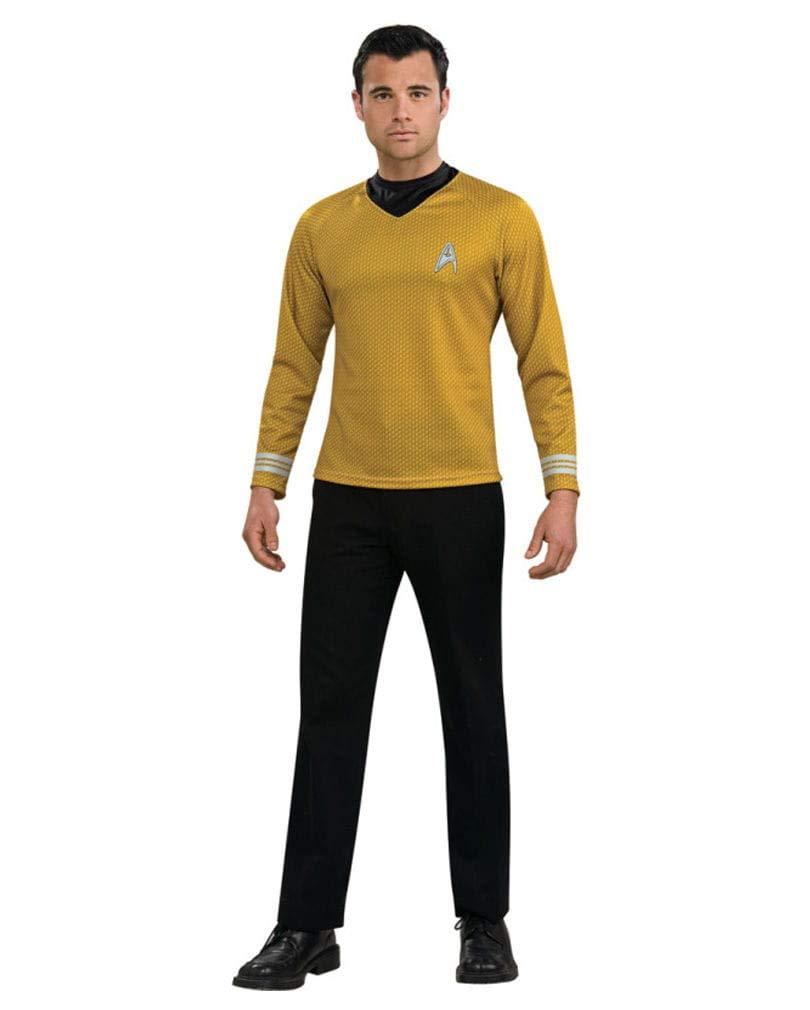 Star Trek Capitán Kirk Sr. traje M: Amazon.es: Juguetes y juegos
