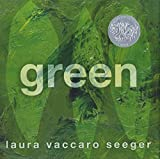 """Die cut pages bring surprise after surprise in this magical new book from the """"Queen of the concept book""""―an intricate and satisfying homage to green, the color of all creation.   How many kinds of green are there? There's the lush green of a fore..."""
