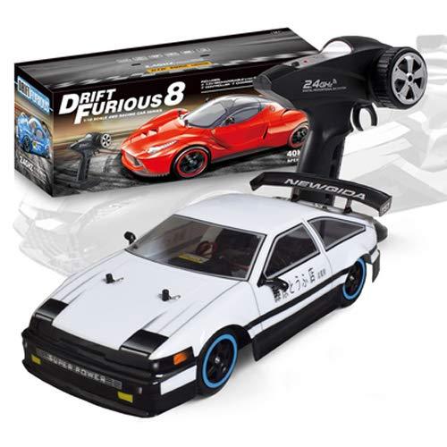 Pinjeer 大型リモートコントロール車のドリフト4つの充電充電レーシングプロのアダルトスポーツ車のボーイ高速45KM / Hのワイヤレスおもちゃ車のプレゼントキッズ3 + (Color : C, サイズ : 3-Battery) B07R22T7XC C 3-Battery