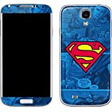 DC Comics Superman Galaxy S4 Skin - Superman Logo Vinyl Decal Skin For Your Galaxy S4