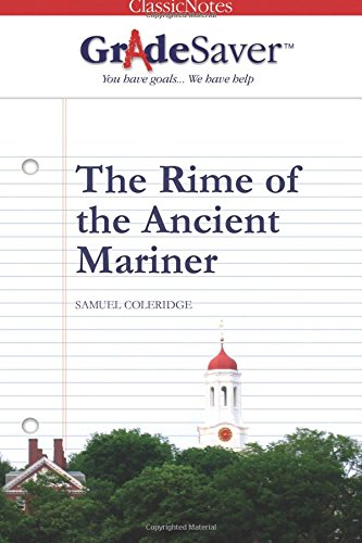 The Rime of the Ancient Mariner Quizzes | GradeSaver