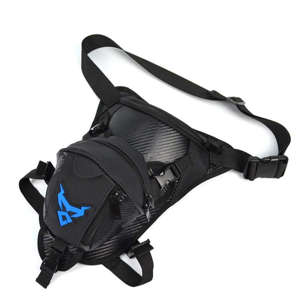 Inciple Motorcycle Racing Leg Bag Durable Conveniente Bolsa de cintura Equipo para montar al aire libre, Compras, Camping, Senderismo, Adiestramiento de perros