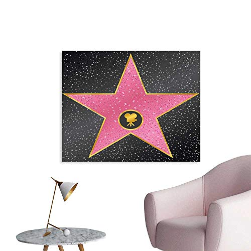J Chief Sky Popstar Party Wallpaper Sticker Hollywood