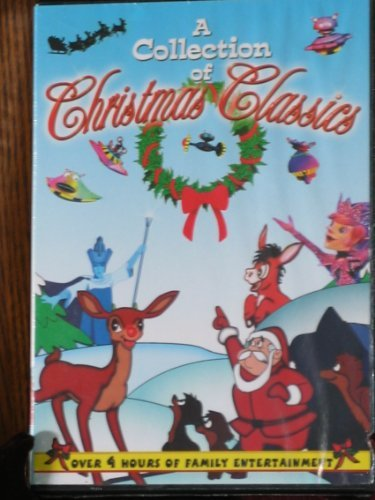 A Collection of Christmas Classics: Rudolph The Red-Nosed for sale  Delivered anywhere in USA