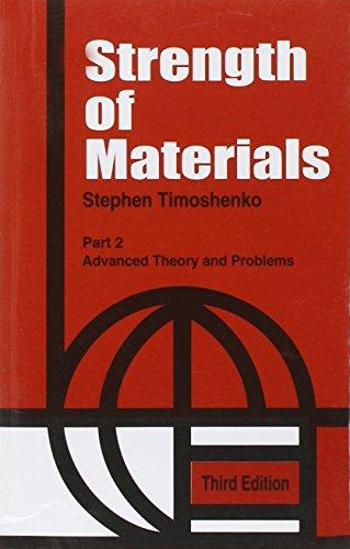 Strength of Materials: vol. 2