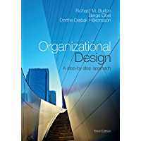 Organizational Design: A Step-by-Step Approach (English Edition)