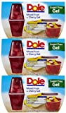 Dole Sugar Free Mixed Fruit in Cherry Gel