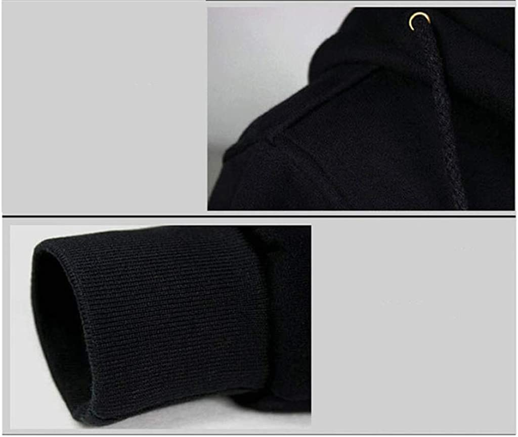 Gumstyle Touhou Project Anime Unisex Full-Zip Hoodie Coat Winter Thicken Fleece Warm