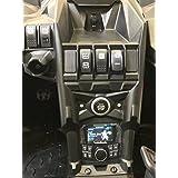 UTV Stereo 4 Speaker System w/ Deck Power Can-Am Maverick X3