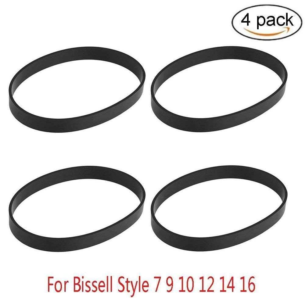 3517a3bb3fc Podoy 3031120 Vacuum Belt for Bissell Belt Style 7 9 10 12 14 16 Powerforce  Cleaner Vacuum Belt 32074
