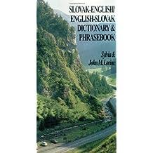 Slovak-English, English-Slovak Dictionary & Phrasebook