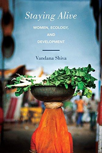 Staying Alive: Women, Ecology, and Development [Vandana Shiva] (Tapa Blanda)