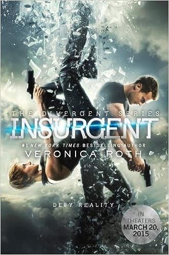 Amazon Com Insurgent Movie Tie In Edition Divergent Series 9780062372857 Roth Veronica Books