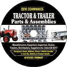 Tractor & Trailer Parts & Assemblies Companies Data