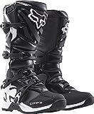 #4: Fox Racing Comp 5 Men's Off-Road Motorcycle Boots - Black / Size 10