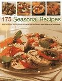 175 Seasonal Recipes, , 1780190220