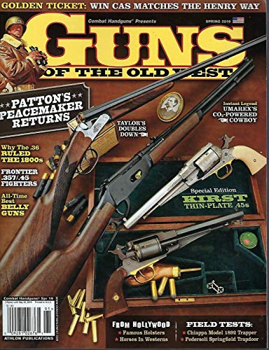 - Guns of the Old West Spring 2019