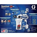 Graco 17D889 TrueCoat 360 VSP Handheld Paint