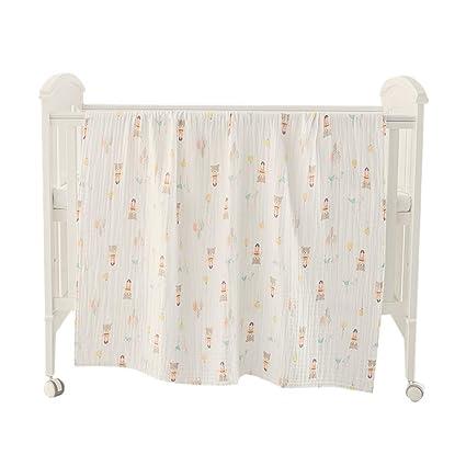FIFY PORCN Toallas de baño Infantiles Toalla de baño para bebés Bebé algodón Absorbente Gasa Toalla