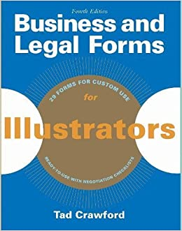 Buy Business And Legal Forms For Illustrators Book Online At Low - Where to buy legal forms