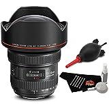 Canon EF 11-24mm f/4L USM Lens Accessory Bundle International Model