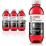 vitaminwater zero xxx, electrolyte enhanced water w/ vitamins, açai-blueberry-pomegranate drinks, 16.9 fl oz, 6 Pack