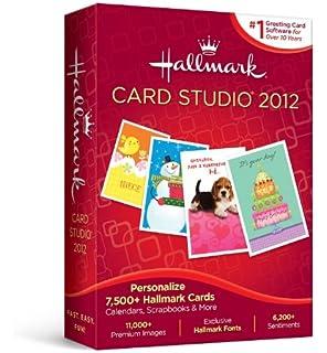 Amazon art explosion christian greeting card factory 2000 2003 hallmark card studio 2012 old version m4hsunfo