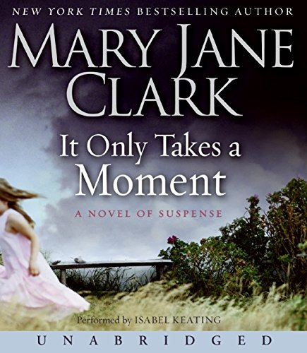 It Only Takes a Moment CD (Key News Thrillers)