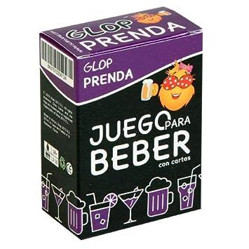 08b41ed19 Glop Prenda - Juego para Beber de Prendas - Juego de Cartas para Fiestas - Juego  para Beber con 100 Cartas Diferentes: GLOP GAME: Amazon.es: Juguetes y ...