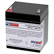 Craftsman 41B822 Replacement Battery by UPS Battery Center