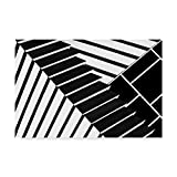 Trademark Fine Art Glass Harmonium by Paulo Abrantes, 30x47-Inch, 30x47,