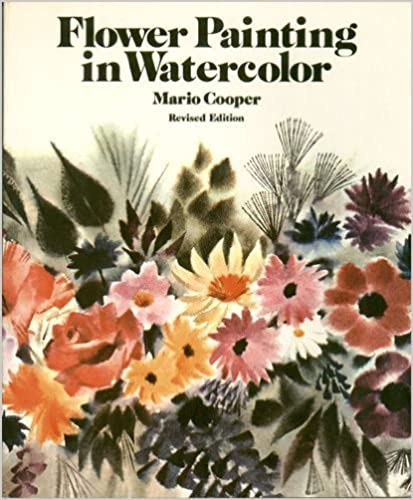 Flower Painting in Watercolour