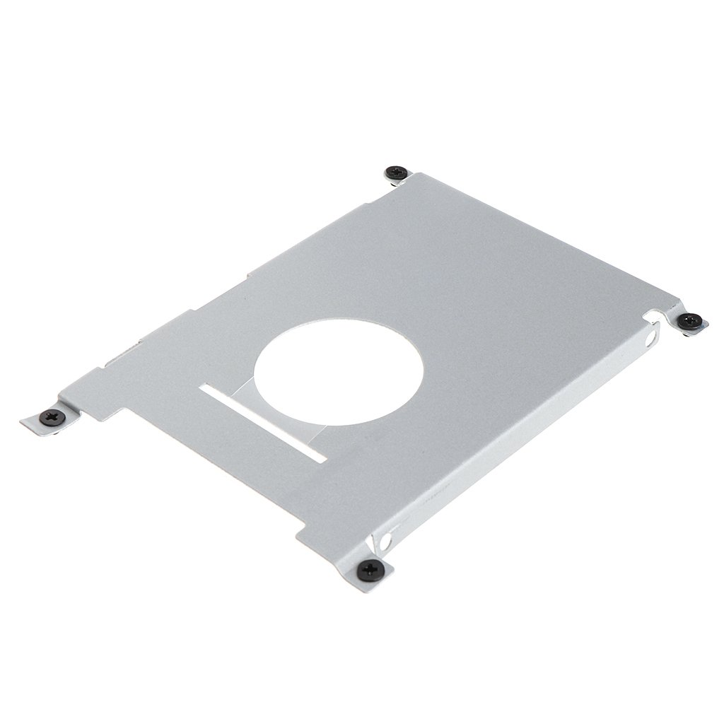 RingBuu 2.5'' Hard Drive Caddy Tray HDD Bracket With Screw For Dell Latitude E5430 Laptop