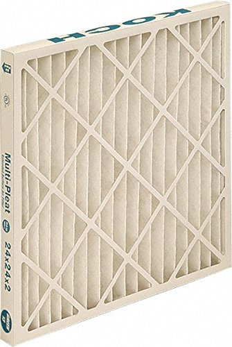 85094472 Made in USA - 24inch Wide x 1inch Deep Pleated Filter