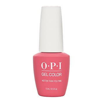 OPI Gel Nail Polish Hotter Than You Pink Neon 15 Ml