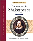 img - for The Facts on File Companion to Shakespeare book / textbook / text book