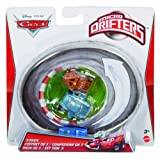 Cars Micro Drifters Hydrofoil, Rod and Backwards Driving Mater Toy Vehicle, 3-Pack