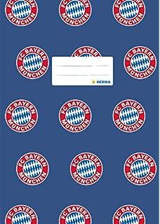 FC Bayern München Heftschoner A4 NEU