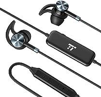 TaoTronics Écouteurs Filaires à Réduction de Bruit