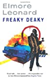 Freaky Deaky by Elmore Leonard front cover