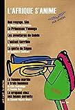 Africa Comes Alive ( Bon vayage, Sim / La Princesse Yennega / La geste de Segou / Le crapaud chez ses beaux-parents / L'enfant terrible / La femme mariee [ NON-USA FORMAT, PAL, Reg.0 Import - France ]